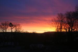 Sunrise Ballymagill